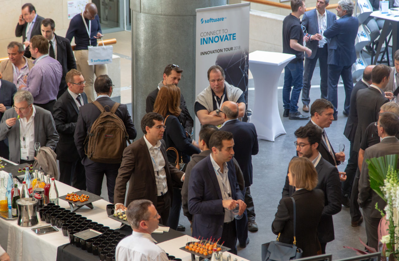 Software AG – Innovation Tour 2018